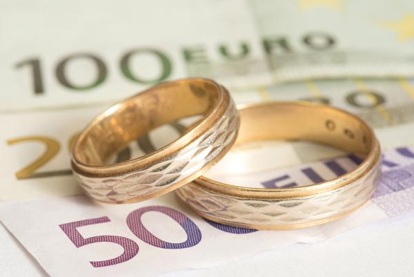 was kostet eine Ehescheidung